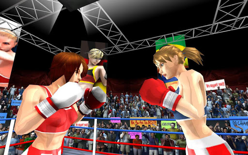 Woman Fists For Fighting WFx3 screenshots 2