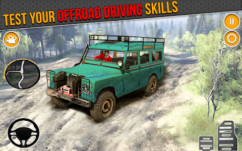 Offroad Drive : Exterme Racing Driving Game 2019 7