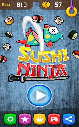 Sushi Ninja apkmr screenshots 10