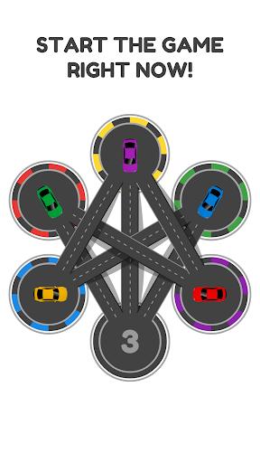 hexa parking - combination puzzle & brain training screenshot 3