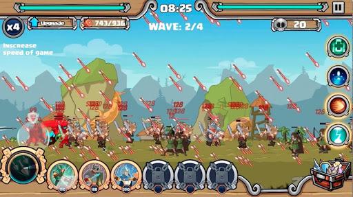 Kingdom Defense : TD Castle War  screenshots 3