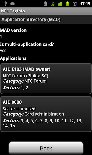 NFC TagInfo For PC Windows (7, 8, 10, 10X) & Mac Computer Image Number- 9