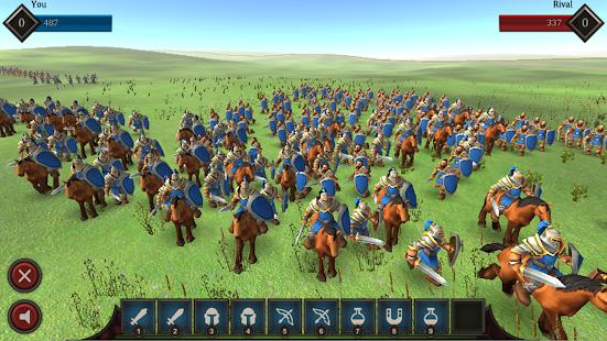 Epic Battles Online screenshots 2