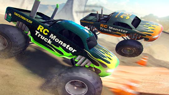 RC Monster Truck MOD APK (Unlimited Money) 2