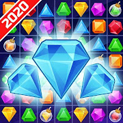 Jewel Crush 2020 - Match 3 Puzzle