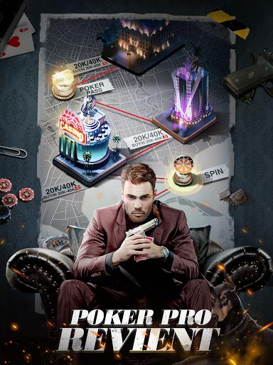 Code Triche Holdem or Foldem - Poker Texas Holdem (Astuce) APK MOD screenshots 5