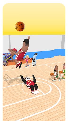 Basketball Blocker apktreat screenshots 2