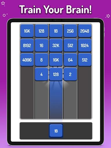 Merge Numbers 2048 1.3.7 screenshots 14