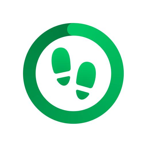 Pedometer,ウォーキング記録で人気の散歩アプリ!ダイ... icon