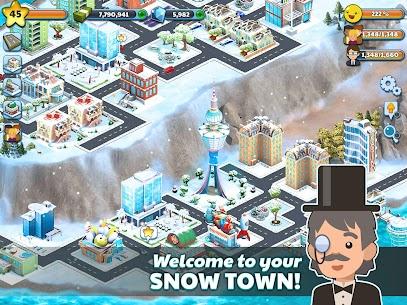 Snow Town – Ice Village World: Winter City APK Download 12