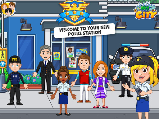 My City: Cops and Robbers - Police Game for Kidsud83dudc6e  screenshots 6