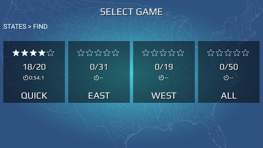 USA Quiz 1.6 screenshots 8