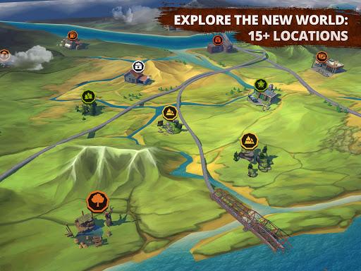 Days After: Zombie Survival Game. Apocalypse War  screenshots 12