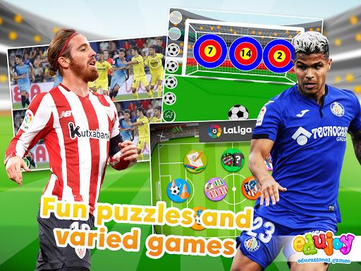 La Liga Educational games. Games for kids screenshots 11