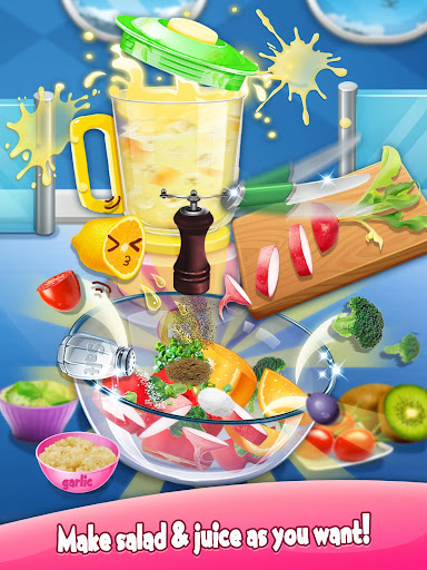 Airline  Food - The Best Airplane Flight Chef 1.5 screenshots 2