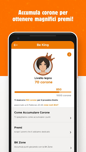 Burger King Italia 3.1.6 Screenshots 4