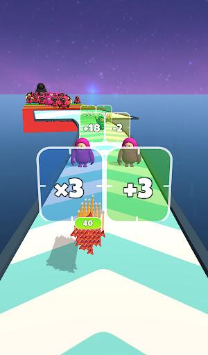 Flying Arrow Fest - Count Masters Brain Challenge  screenshots 7