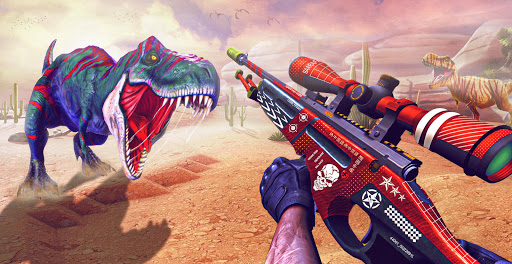 Dinosaur Hunter - Dinosaur Games 2021 4.0 screenshots 5