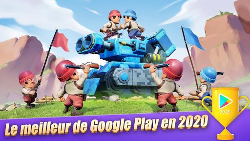 Télécharger Top War: Jeu de bataille APK MOD (Astuce) screenshots 1