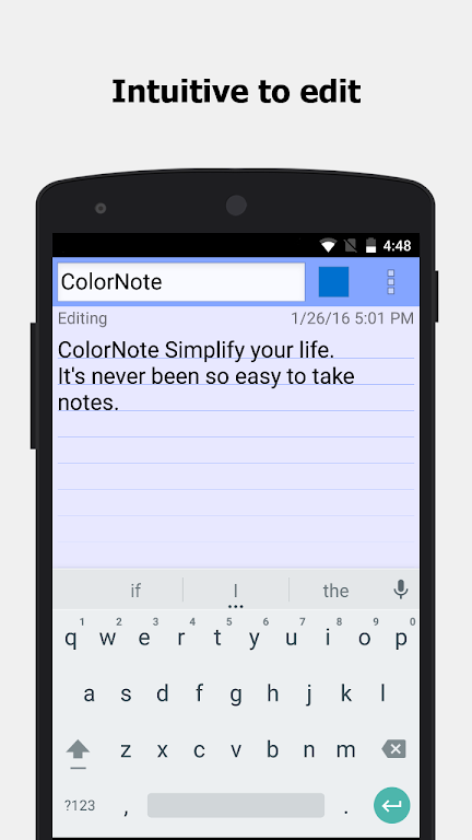ColorNote Notepad Notes  poster 2
