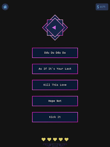 BLINK - BlackPink game  Screenshots 11