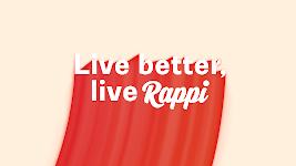 screenshot of Rappi