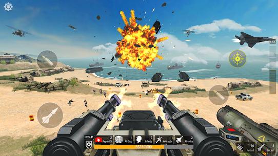 Beach War: Fight For Survival Mod Apk 0.0.9 (Mod Bullets) 3