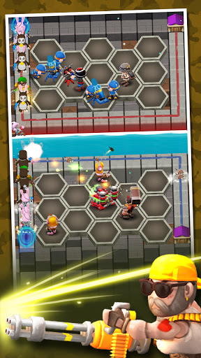 Toy Battle : PvP defense 1.9.1 screenshots 2
