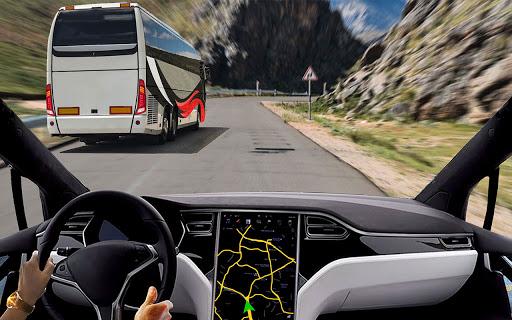Public Coach Transport: Bus Driving Simulator android2mod screenshots 7