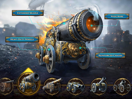 Guns of Glory: Asia 6.1.0 screenshots 9