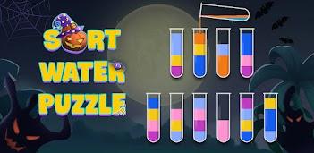 Jouez à Sort Water Puzzle - Color Liquid Sorting Game sur PC, le tour est joué, pas à pas!