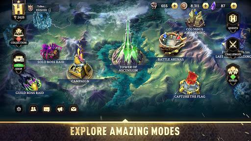 Heroic - Magic Duel 2.1.5 screenshots 5