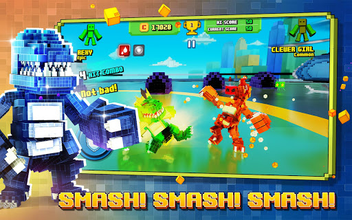 Super Pixel Heroes 2021 1.2.221 screenshots 16