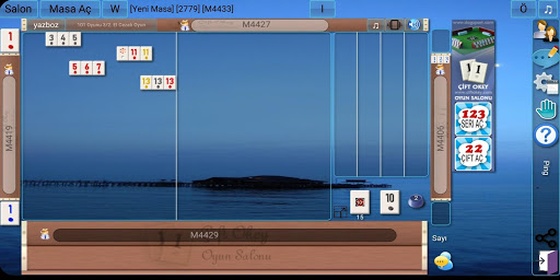 101 Okey Domino hakkarim.net 2.1.2 Screenshots 4