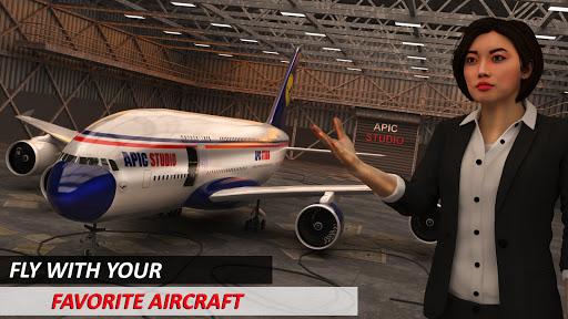 Airport Flight Simulator 3D 1.0.1 screenshots 5