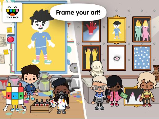 Toca Life: After School android2mod screenshots 3