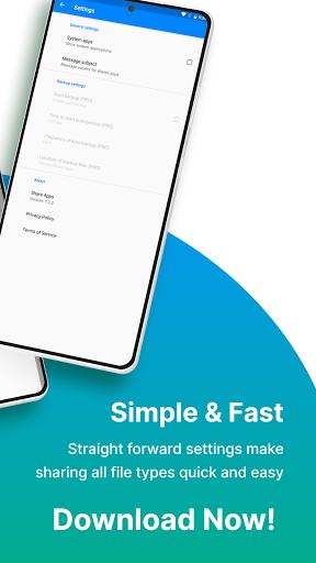 Share Apps - APK Transfer, App Sharing & Backup  Screenshots 5