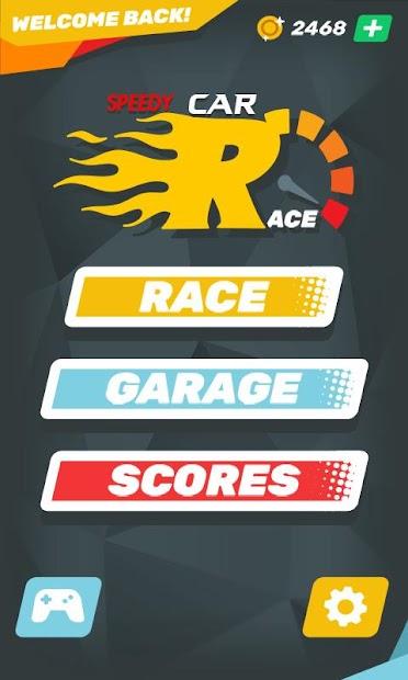 Captura de Pantalla 2 de carrera de coches rápida tiroteo d venganza juegos para android