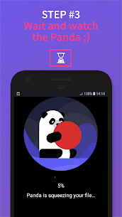Video Compressor Panda Premium Apk (Premium Features Unlocked) 3