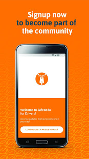 SafeBoda for Drivers