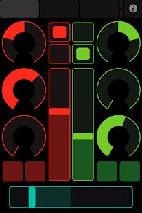 TouchOSC Screenshot