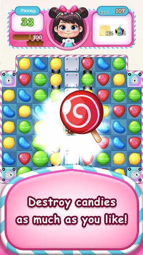 New Sweet Candy Pop: Puzzle World screenshots 2
