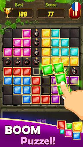Code Triche Block Puzzle Game: Puzzle En Bois, Woodoku (Astuce) APK MOD screenshots 5