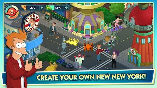 Futurama: Worlds of Tomorrow MOD APK (Free Store) 2