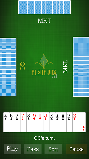 Pusoy Dos Ai apkpoly screenshots 2