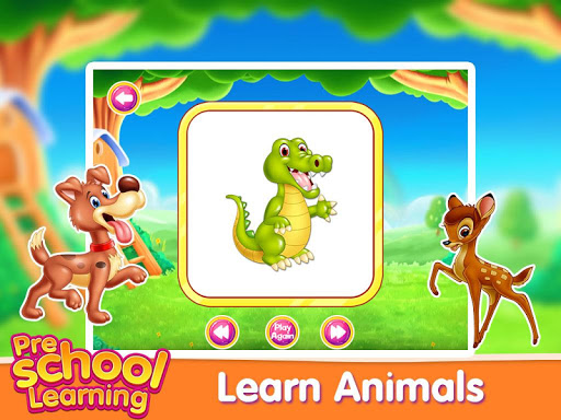Preschool Learning - 27 Toddler Games for Free 18.0 Screenshots 13
