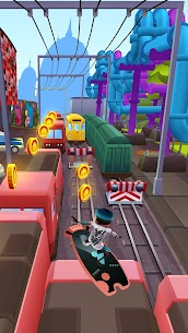 Download Subway Surfers (MOD, Unlimited Coins/Keys) free on android  LAST VERSION 3