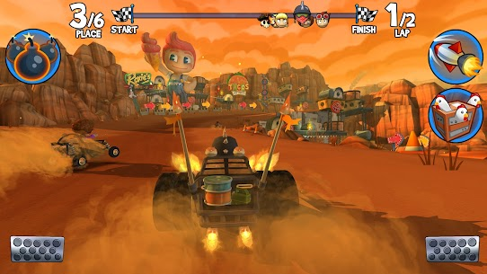 Beach Buggy Racing 2 Mod Apk 2021.09.02 (Unlimited Money) 15