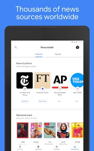 Google News - Daily Headlines android2mod screenshots 10