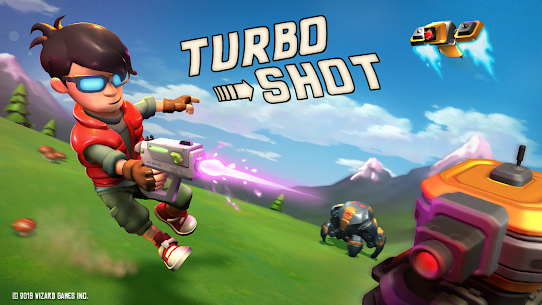 Turbo Shot Hack Online (Android iOS) 5